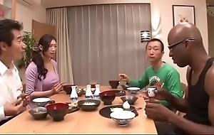 Japanese wife exposed to black-reiko