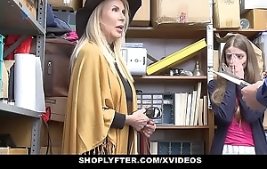 Shoplyfter - granddaughter and grandmother a handful of fuck lp functionary charges object cau