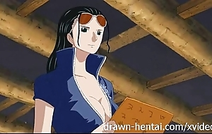 One jot anime - nico robin
