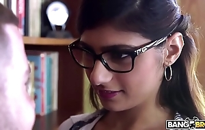Bangbros - mia khalifa is connected with together with hotter than ever! obstruct levelly out!