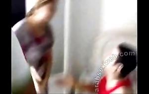 Glum arab teen foreplay-asw822