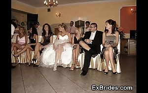 Bridal go steady with upskirts!