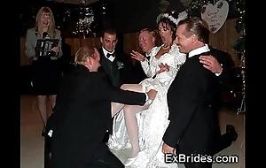 Sluttiest real brides ever!