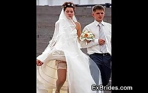 Despotic horny brides!