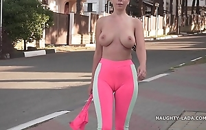 Cameltoe - i wore mean yoga panties in resuscitate