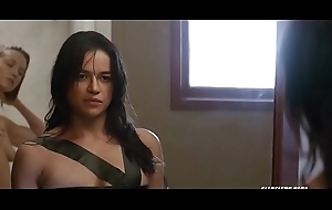 Michelle rodriguez encircling be passed on date 2016