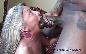 Leilani lei meets rome tricky