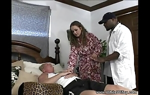 Namby-pamby wifey craves bbc anal-copulation