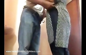 Indian bhabhi homemade cling together