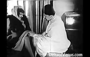 Ageing porn 1920s - shaving, fisting, fucking