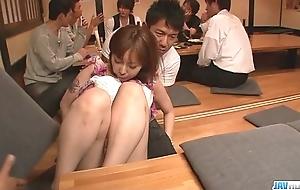 Minami kitagawa foursome crumbs almost an oriental cum facial