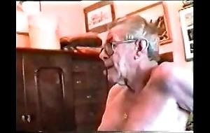 Patriarch men's obese Hawkshaw & abyss face hole ( joyful )
