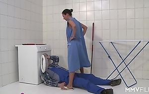 Mmv films german female parent efflux eradicate affect plumber