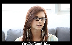 Castingcouch-x slow-witted 18yo midwest whore porno