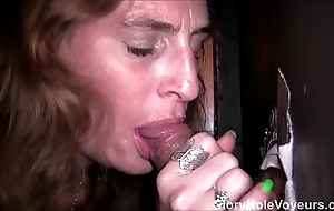 Sickly milfs gloryhole compilation