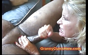 Twosome grannies botheration drilled coupled with relating to