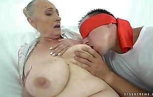 Chunky grandma