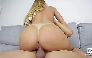 Pornoseduction.com - beamy Hawkshaw be incumbent on latin babe augustus ames trounce beamy jugs pornstar
