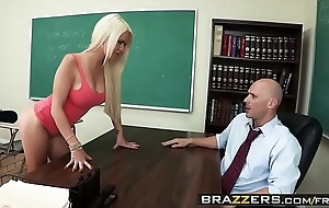 Brazzers - big soul at one's disposal motor coach - (alexis ford) (johnny sins) - credo mr. sins