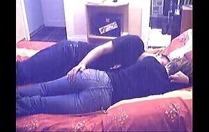 Sexy homemade webcam fianc'