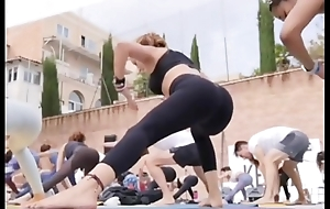 Portuguese yoga milf near covetous leggings instagram chronicle